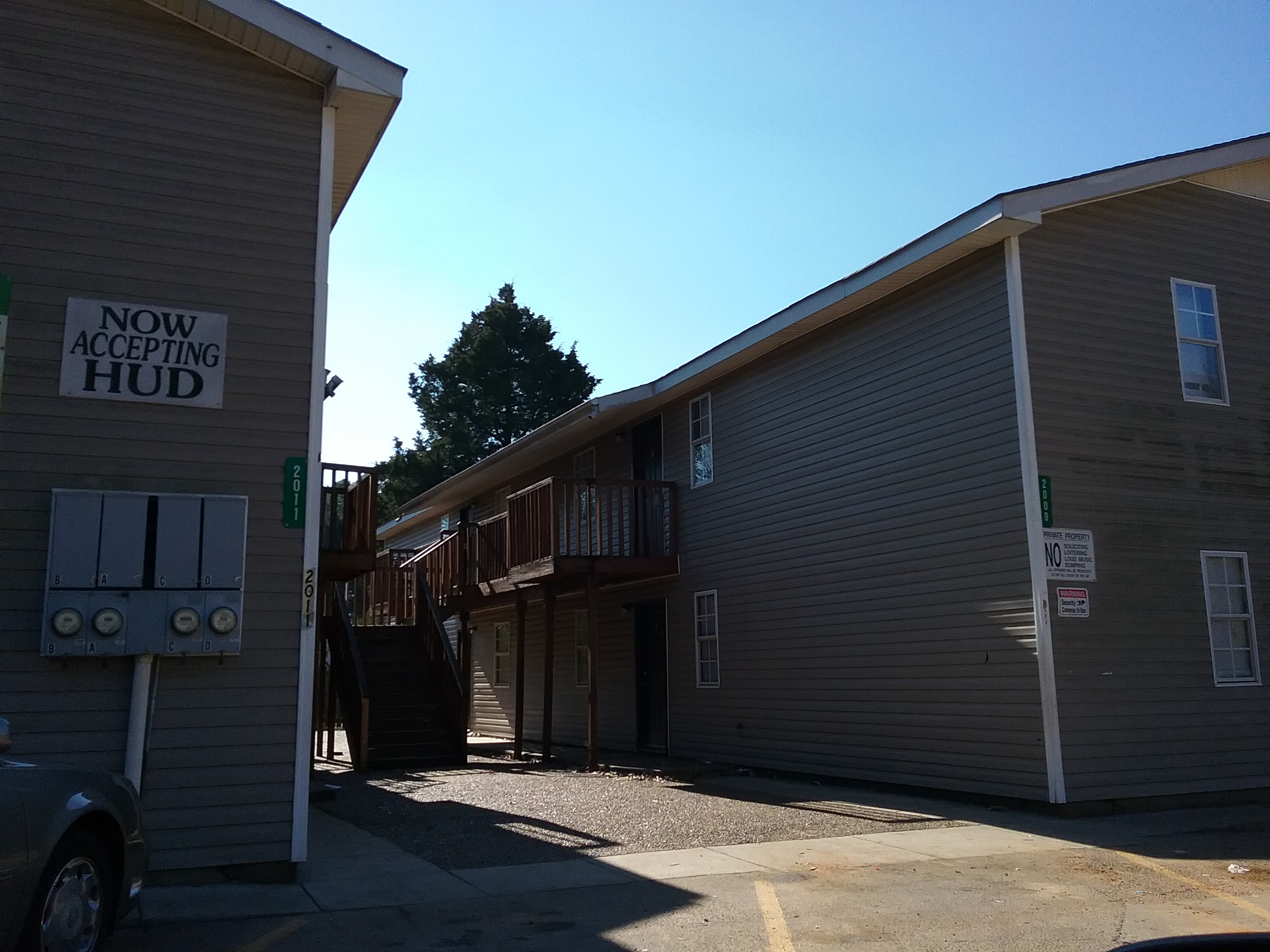 Cedar Heights Apartment